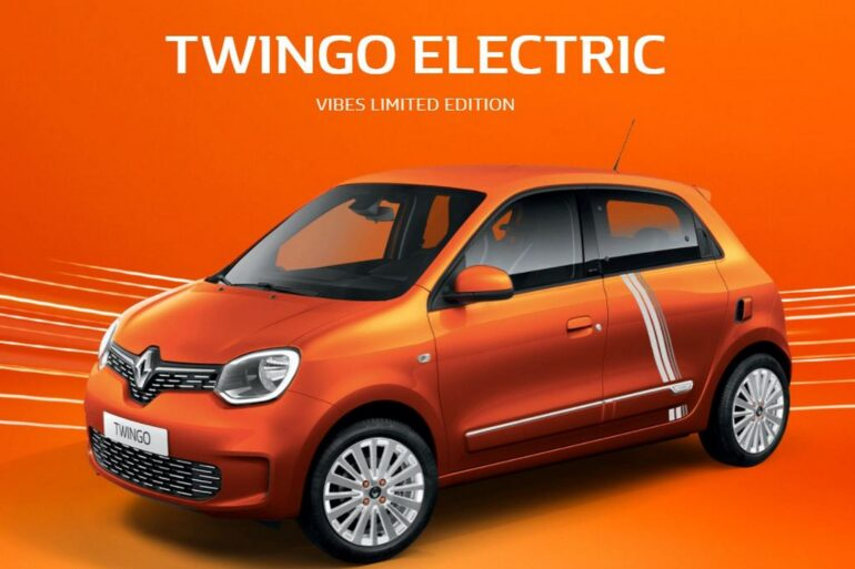 renault twingo electric vogue voucher energia elettrica
