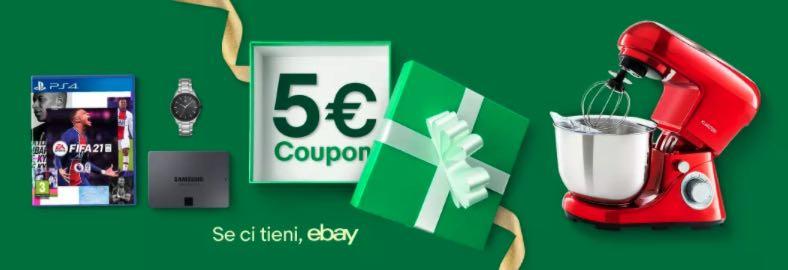 ebay coupon natale