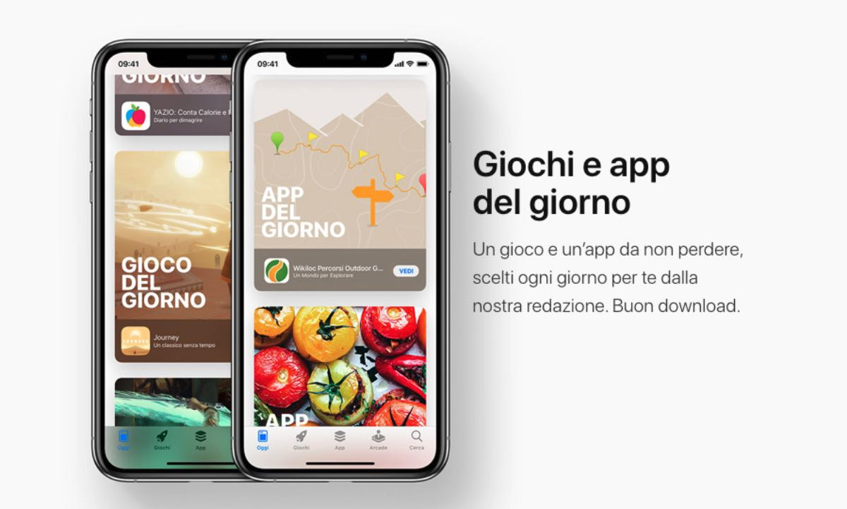 app giochi gratis apple store