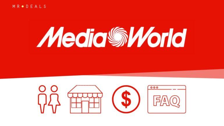 copertina mediaworld offerte volantino promozioni