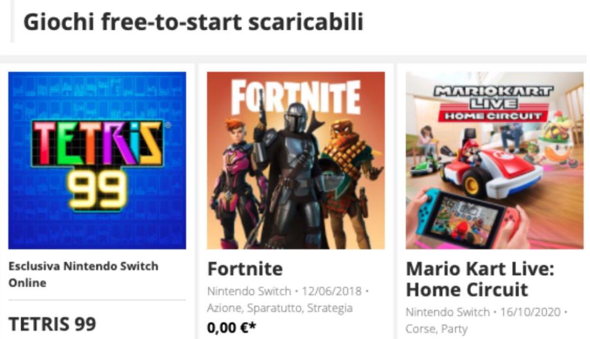 giochi gratis nintendo switch online eshop 2