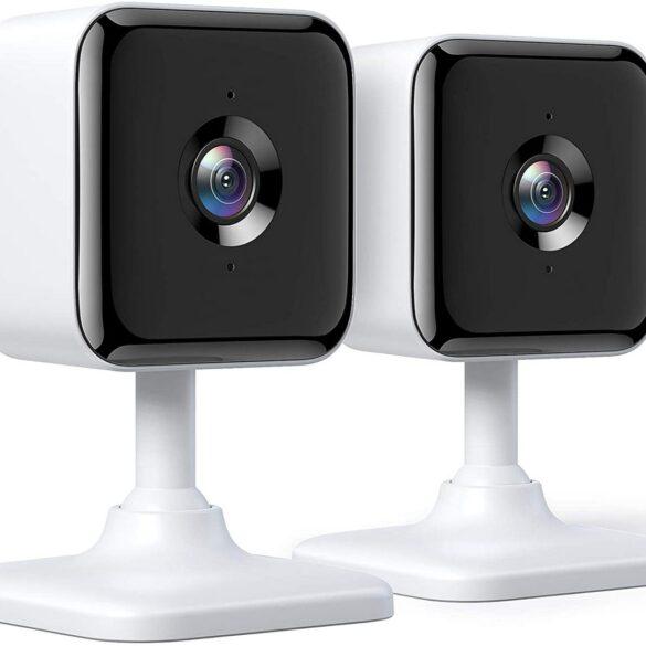 Kit 2 telecamere di sicurezza Full HD