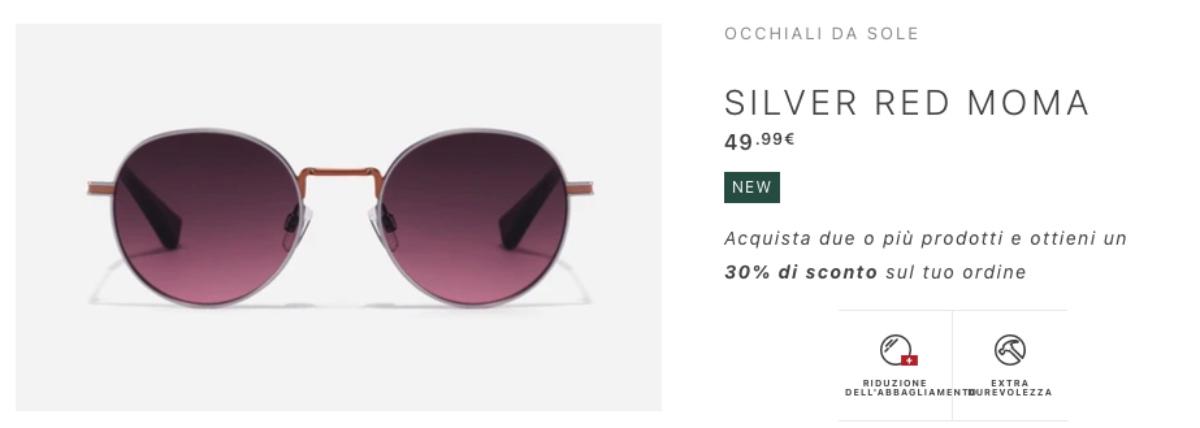 hawkers promo offerta sconto occhiali da sole 2
