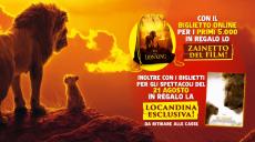Der König der Löwen: Rucksack als Geschenk für die ersten 5000-Tickets in den UCI-Kinos