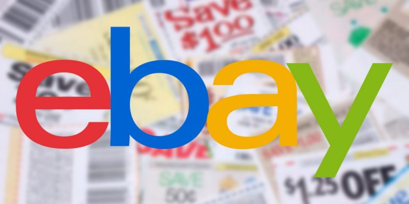 Coupon eBay PROMOSET18: ricevi il 10% di sconto su tutto il catalogo