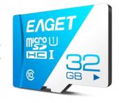Persa l'occasione di ieri? Approfittate della MicroSD EAGET T1 da 32 GB a 2.99€ con il coupon esclusivo!
