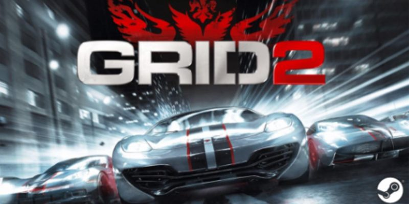 GRID 2 gratis op pc: wissel Steam-spel in Download