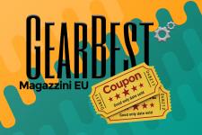GearBest: تسع قسائم جديدة من المتاجر الأوروبية!
