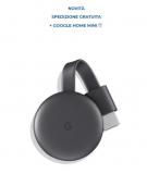 Come acquistare Google Chromecast 3 + Google Home Mini a 49€ da Unieuro
