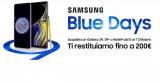 Samsung Blue Days: fino a 200€ di rimborso sull'acquisto di Samsung Galaxy Note 9 e Galaxy S9/9+