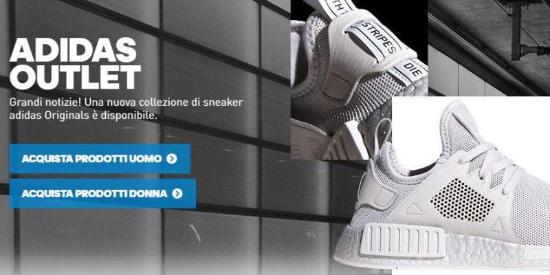 Scopri i vantaggi dell'Outlet Adidas: saldi fino al 50%