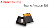 Try Altroconsumo Finance, a 30 € Amazon voucher is waiting for you