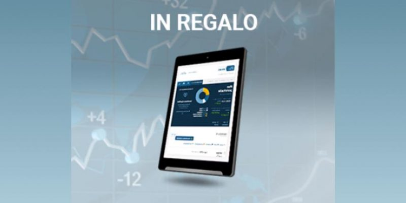 Tablet Android in regalo con Altroconsumo Finanza: scopri come fare