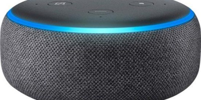 Amazon Echo Dot in regalo: ecco come avere il dispositivo Alexa gratis
