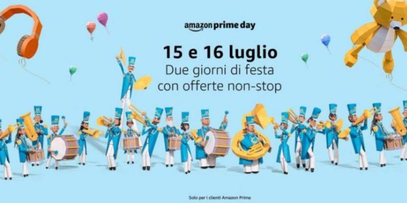 Amazon Prime Day 2019: date ufficiali e novità