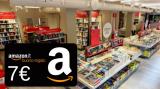 Buono sconto Amazon di 7€: come fare acquistando libri Mondadori