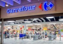 Флаер Carrefour: шокирующие цены и все на 0.99 € до 31 октября