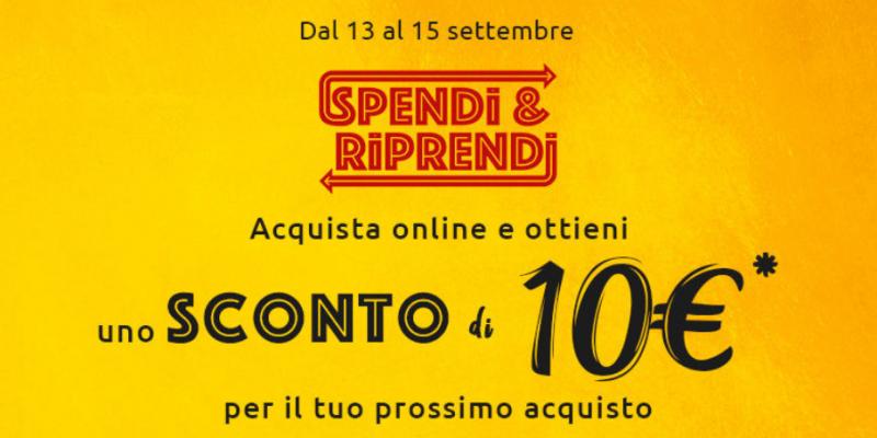 Spesa online Carrefour: ottieni 10€ di buono sconto
