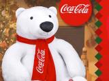Примите участие в конкурсе и выиграйте макси-медведя Coca-Cola