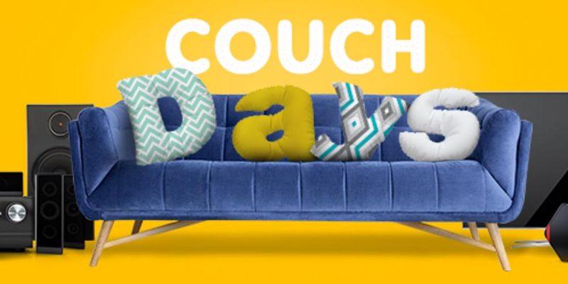Ultimo giorno di Couch Days per ePrice: sconti del 30% su audio, video ed elettronica