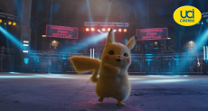 Watch Detective Pikachu in UCI Cinemas and get a double gift!