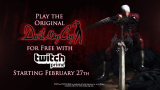 Devil May Cry gratis per tutti gli utenti Amazon Prime