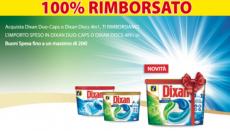 Rückerstattung von Dixan-Produkten: Bis zu 20 € Cashback, so geht's