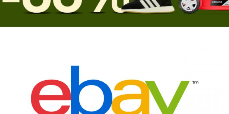 Super Week eBay: sconti fino al 60% per la festa del papà