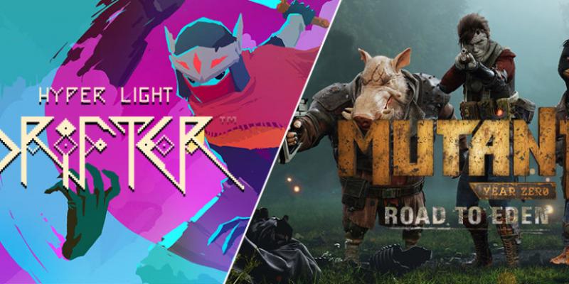 Hyper Light Drifter e Mutant Year Zero: doppio regalo di Epic Games