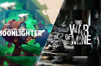 Epic Games Store: لعبة حرب الألغام و Moonlighter هذه مجانية حتى أغسطس 1!