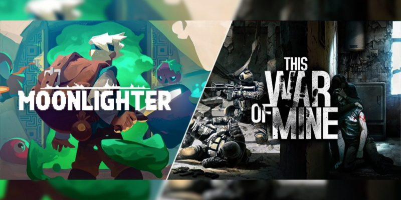 Epic Games Store: This War of Mine e Moonlighter sono gratis fino al 1° agosto!