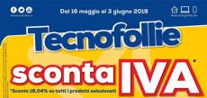 Volantino Euronics sconta IVA | Maggio 2019