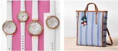 Fossil: 30% discounts thanks to the coupon for Mother's Day