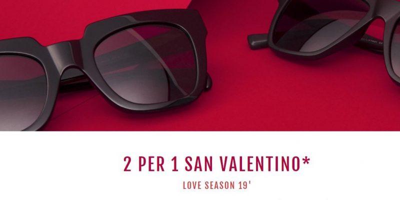Venters: koop voor Valentijnsdag een bril en ontvang nog een cadeau