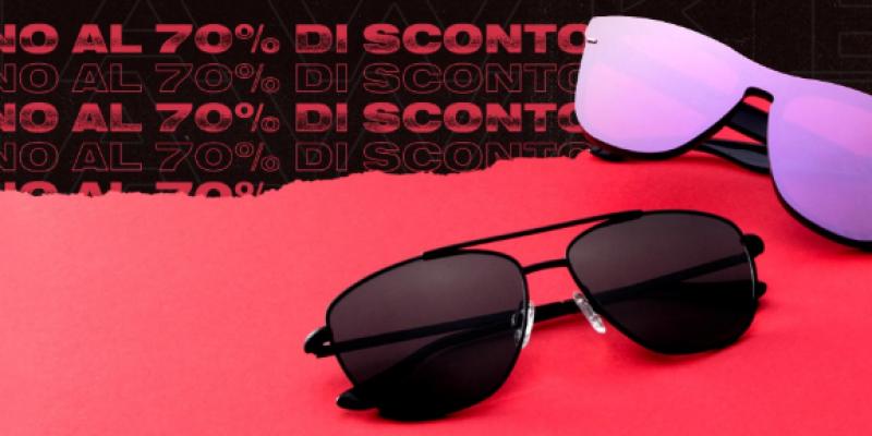 Hawkers zonnebrillen: verkoop tot 70%