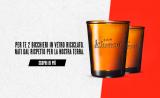 Gafas de vidrio recicladas gratis: participa en el concurso Ichnusa