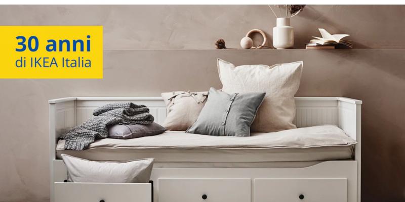 Super saldi IKEA: 30% di sconto su 30 prodotti!