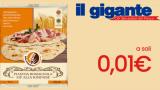 Partecipa al sondaggio ed ottieni una confezione di Piadina Romagnola IGP ad 1 centesimo