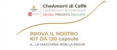 Cápsulas 120 Free e máquina de café com illy