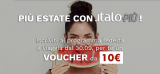 Sign up for the Italo Più program and redeem the coupon from 10 €