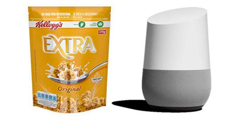 Kellogg's Extra ti regala un Google Home!