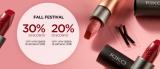 KIKO Fall Festival: descuentos de hasta 30% en todo el catálogo