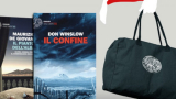Einaudi bag as a gift with the promotion of La Feltrinelli