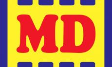 Folheto de outubro MD 17-27: super ofertas e preços a partir de 1 €