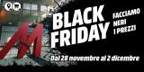 Mediaworld: ecco il volantino ufficiale di Black Friday e Cyber Monday