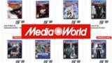 MediaWorld ti regala un gioco per PlayStation 4, solo per pochi giorni