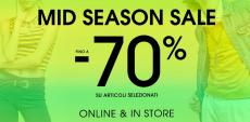 Saldi Alcott: sconti fino al 70% su articoli selezionati