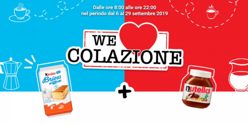 Concorso Nutella e Kinder: vinci ogni giorno 100 monta latte Philips