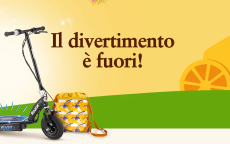 Mulino Bianco: request your backpack for free (safe prize) and try to win a scooter