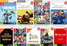 المئات من ألقاب نينتندو متاحة على Instant Gaming